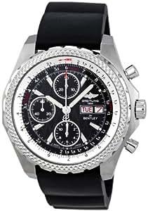Breitling Men's A1336313/B960BKRD Bentley GT Racing Black Dial Watch