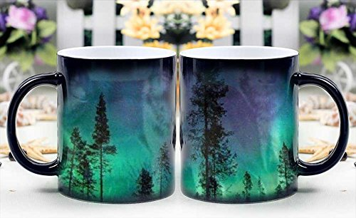 leequeen-magic-mug-heat-sensitive-color-changing-coffee-cup-aurora-borealis-wolves-magically-appear-