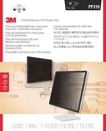 M Framed Privacy Filter for Desktop LCD/CRT Monitor (PF319