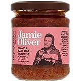 """Jamie Oliver """"Bruschetta Tomate & schwarze Olive"""" 180g"""
