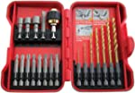 Am-Tech Elite Drill and Driver Set (2...