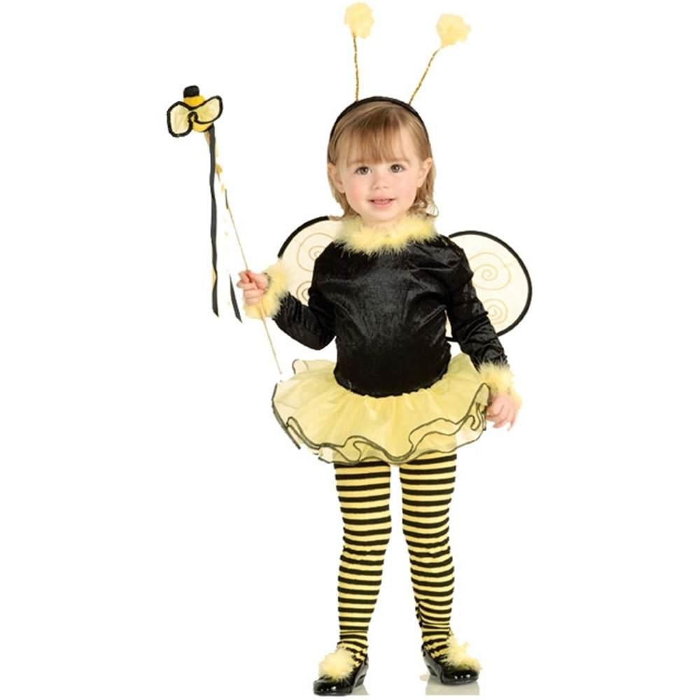 déguisement fille abeille
