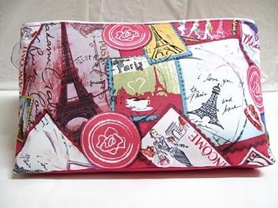 Lancome Paris Travel Chic Cosmetic Bag