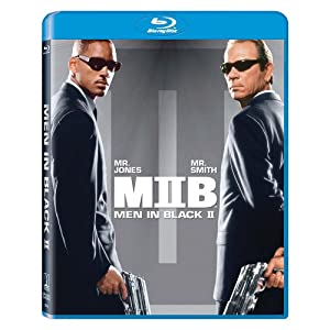 Men in Black II (+ UltraViolet Digital Copy) [Blu-ray]