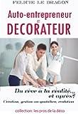 Auto-entrepreneur et décorateur (Les pros de la déco)