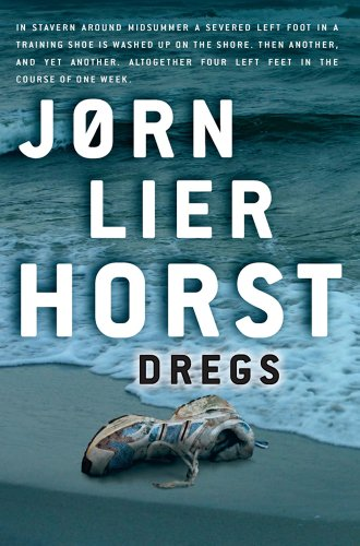 Dregs (William Wisting Mystery 1)