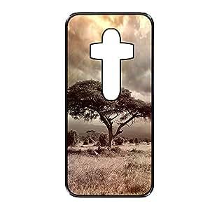 Vibhar printed case back cover for LG G4 DesertedTree