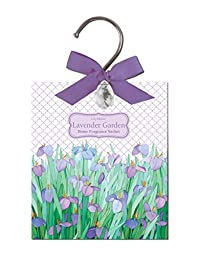 Lily McGee Lavender Hanging Fragrance Sachets -- Set of 4