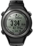 [エプソン リスタブルジーピーエス]EPSON Wristable GPS 腕時計 GPS・脈拍計測機能付 SF-810B