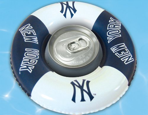 MLB New York Yankees 3-Pack Drink Floats at Amazon.com
