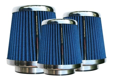 Organic Air Intake Hepa Filters - 4