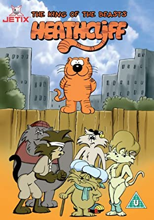 �ebski Harry / Heathcliff & the Catillac Cats (1984-1987)  PLDUB.TVRip-NN /  Dubbing PL *dla EXSite.pl*