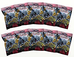 Yu-Gi-Oh Dice Masters Series One Gravity Feed Boosters - 10-pack