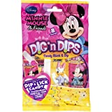 Minnie Mouse Candy Dig N Dips 8 Individual Pouches