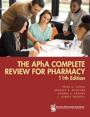 The APhA Complete Review for Pharmacy (Gourley, APha Complete Review for Pharmacy)