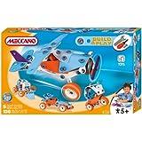 Meccano Build & Play Plane