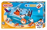 Meccano Build & Play Plane