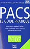 echange, troc Sylvie Dibos-Lacroux - PACS : Le guide pratique