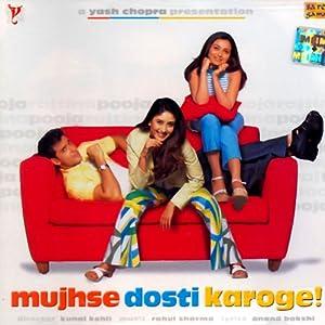 Mujhse Dosti Karoge (Hindi Film / Bollywood Movie Music CD)