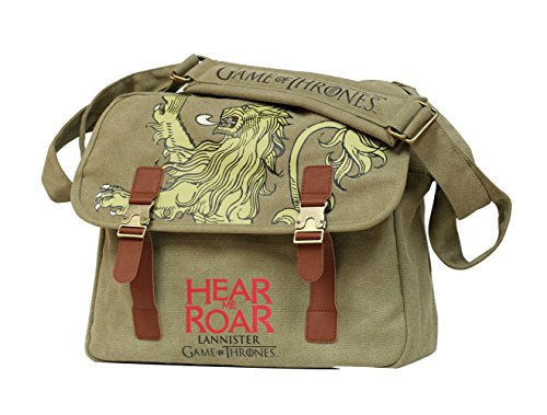 Game Of Thrones - Borsa a tracolla - Messenger Bag - House Lannister