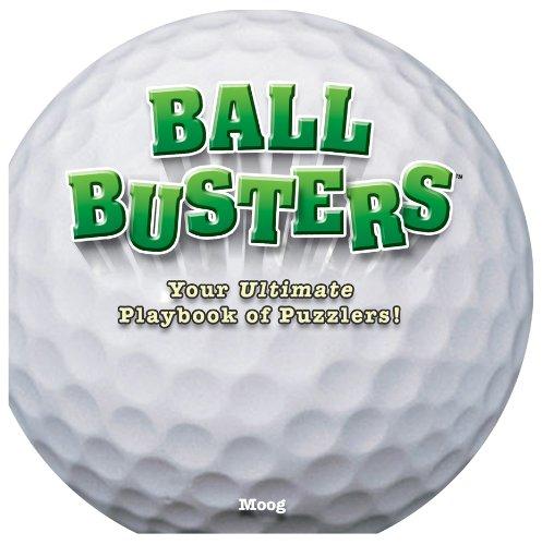 Spinner Books Ball Busters - Golf
