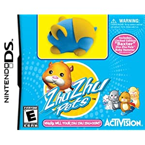Zhu Zhu Pets: Special Edition with Baby Hamster