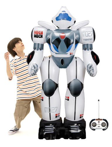 Baby s Store Tekno Mega Mech R C Robot 48 Inch from ibabystore.net
