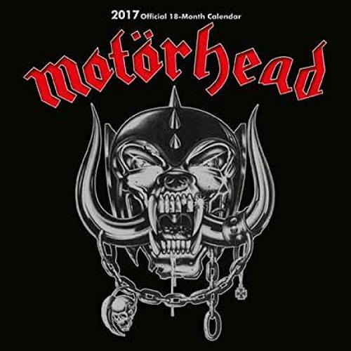 Motoerhead - Calendario Ufficiale 2017 Poster Calendario (30 x 30cm)