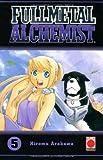 Hiromu Arakawa Fullmetal Alchemist 05