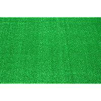 Dean Indoor/Outdoor Carpet Green Artificial Grass Turf Area Rug 8' x 10'