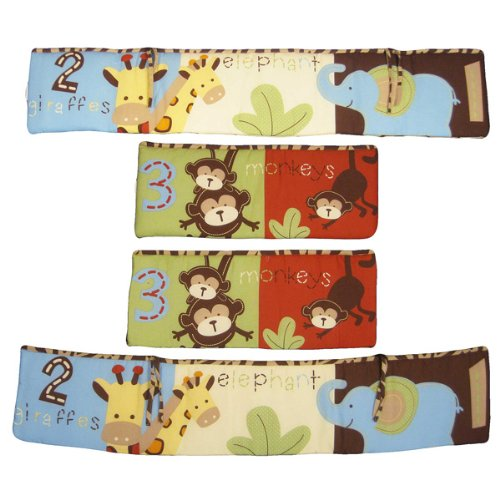 Zoo Zoo Reversible Bumper