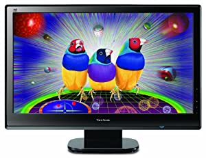 Viewsonic VX2753MH-LED 27-Inch LED Monitor - Black