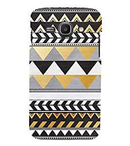 EPICCASE liaison angles Mobile Back Case Cover For Samsung Galaxy Ace 3 (Designer Case)
