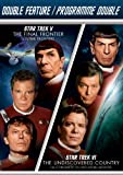 Star Trek V: The Final Frontier/Star Trek VI: The Undiscovered country (Bilingual)
