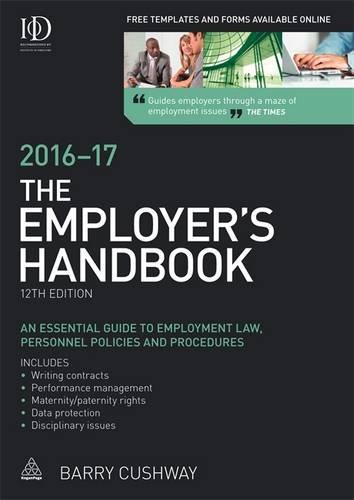 The Employer's Handbook 2016-2017