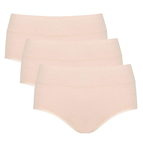 Bambody Absorbent//Overnight High Waist Panty Period Panties//Maternity /& Postpartum Underwear