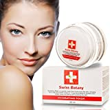 Swiss Botany Hydrating Cream with Natural Organic Oils Diminishes Wrinkles and Revitalizes Rough & Dull Skin.
