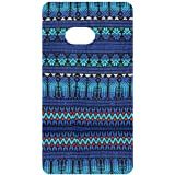 Fabric Tribal Pattern Back Cover Case For Samsung Galaxy Note 2 / NII / N2 / N7100