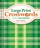 9781454904977: Large Print Crosswords #9