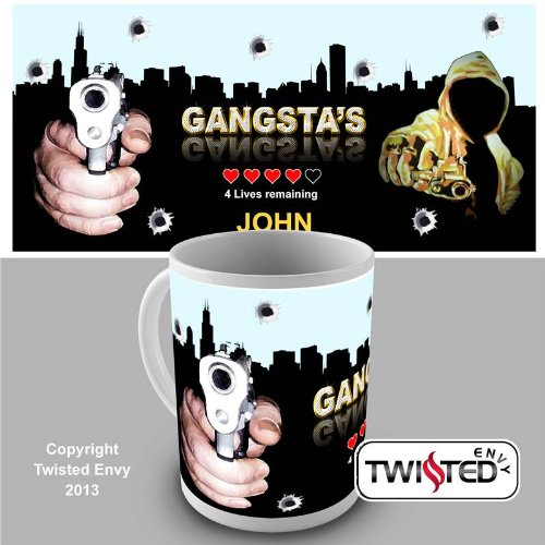 Gamer Personalised Custom Novelty Funny Mug Tea Coffee Gift Office Cup