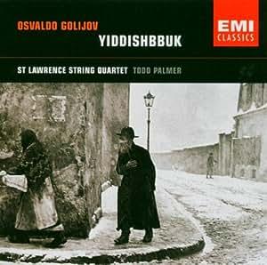 Golijov: Yiddishbbuk