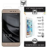 #3: Coolpad Note 5 Lite Tempered Glass - Ultra Clear Premium HD Tempered Glass for Coolpad Note 5 Lite - From TheGiftKart™