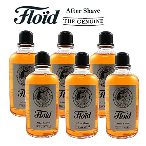 "After Shave Dopobarba FLOID ""The Genuine"" 400 ml Confezione da 6 Bottiglie"