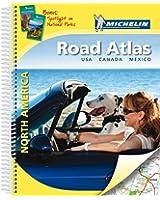 Atlas North America USA, Canada, Mexico Michelin