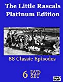 The Little Rascals Platinum Edition - 88 Episodes With On-Screen Menus