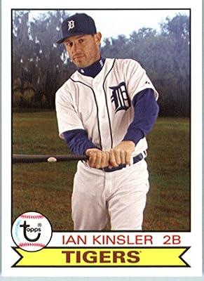 2016 Topps Archives #152 Ian Kinsler Detroit Tigers Baseball Card