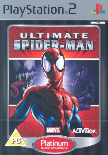 Ultimate Spiderman Platinum (PS2)