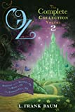 img - for Oz, the Complete Collection, Volume 2: Dorothy and the Wizard in Oz; The Road to Oz; The Emerald City of Oz book / textbook / text book