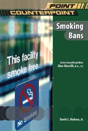 Smoking Bans (PT/CPT) (Point/Counterpoint (Chelsea Hardcover))**OUT OF PRINT**