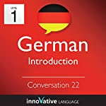 Beginner Conversation #22 (German) |  Innovative Language Learning